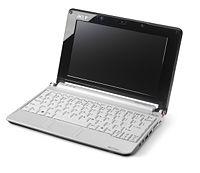 Acer One weiß