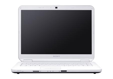 Sony Vaio VGN-NS38M/W